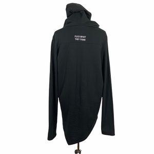 "Killstar Hoodie Sweatshirt ""F"" What They Think XL"